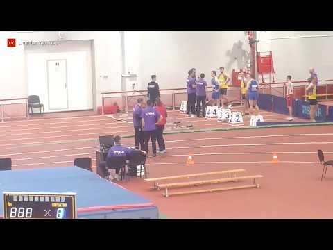 Final 60м, semi-final 400м, rewarding (награждение)