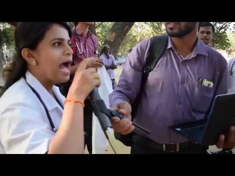 Dr.BR Ambedkar Medical College Bangalore-Behind the scenes-2011 Batch video