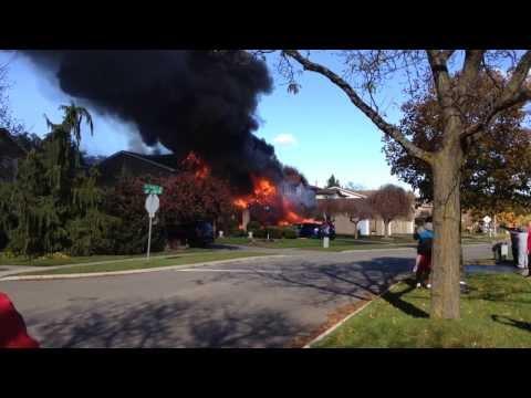 Brampton house fire 2013