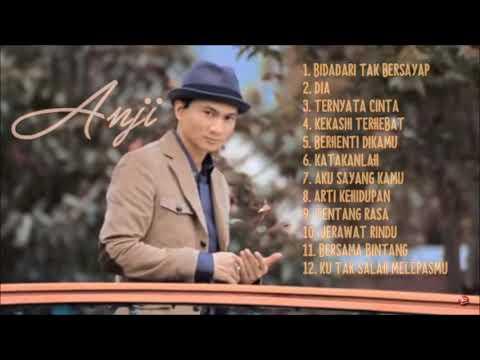 Anji - Full Album Terbaik 2017 (Best Song Anji)