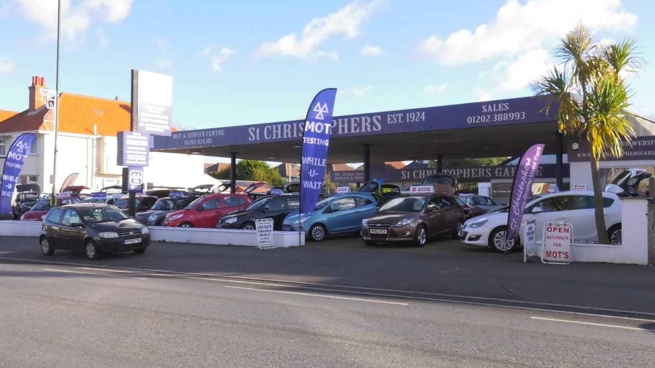 St Christophers Car Sales Used Cars For Sale In Bournemouth Dorset