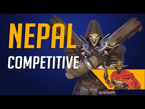 Overwatch Competitive - Still Climbing!  Rank 54 