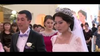 СВАДЕБНЫЙ ВИДЕО-РОЛИК НУРГАЛИ И ДАНЫ \\\ NURGALI & DANA*S WEDDING VIDEO-CLIP