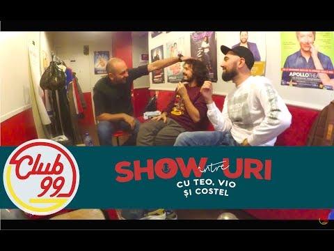 Podcast #141 | Probabil cel mai lung podcast | Intre showuri cu Teo, Vio si Costel