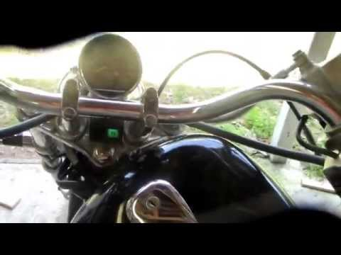 motorcycle trickle charger hook up