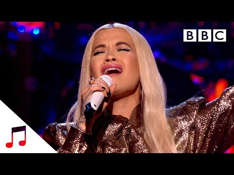 Rita Ora performs &39;Let You Love Me&39; - BBC