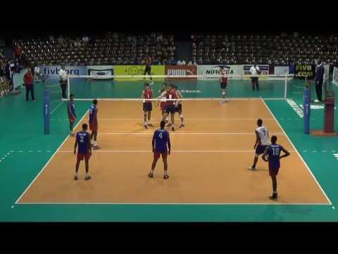 BYNT USA vs Dominican Republic Pool Play Match #3 NORCECA CHAMPIONSHIPS 2016
