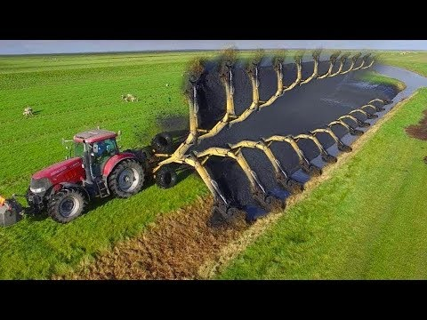 You won't believe how farmers work in America. Modern agriculture.