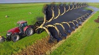 No vas a creer cómo trabajan los agricultores en Estados Unidos. Agricultura moderna