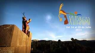 XVI Vilcas Raymi 2014 - Vilcas Huamán.