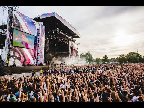 Wireless Festival announce 2017 line up   with