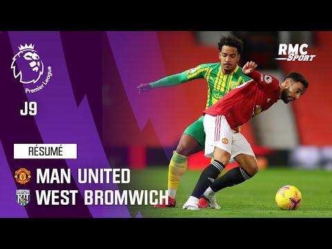 Résumé : Manchester United 1-0 West Bromwich Albion - Premier League (J9)