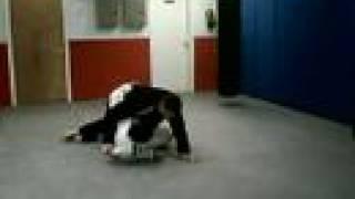 half guard kneebar for bjj or grappling