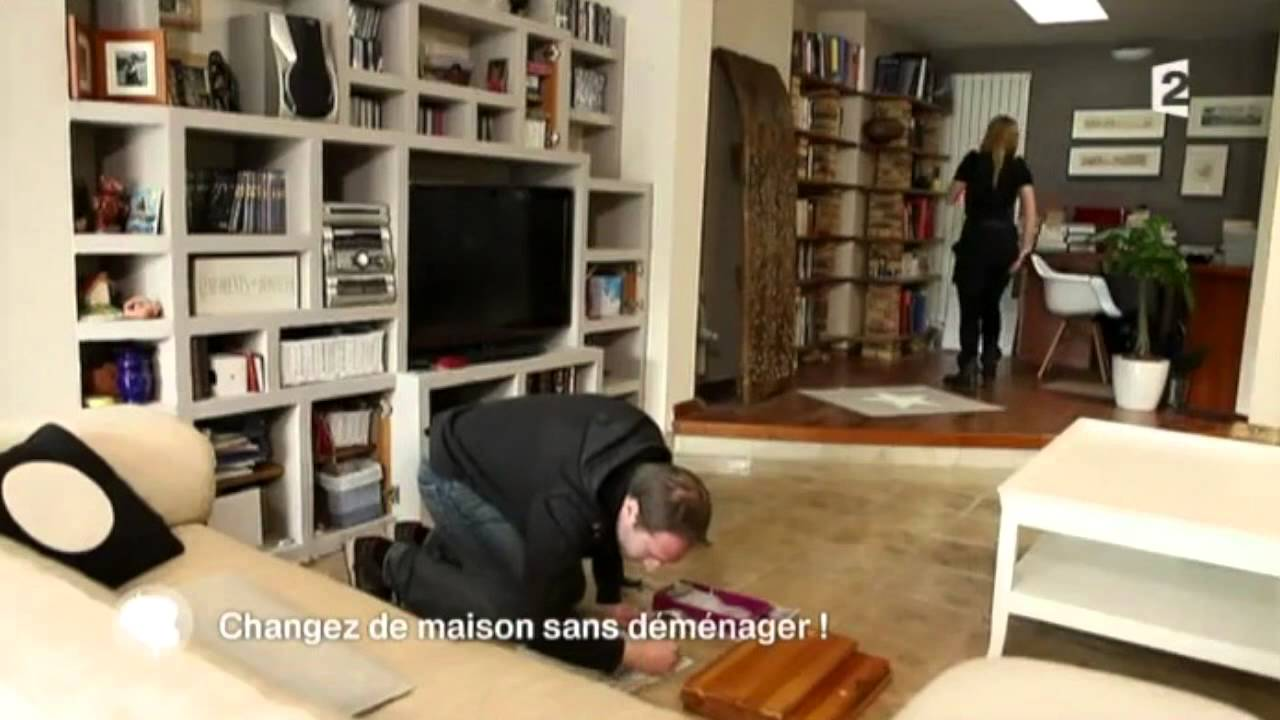 le home staging by la fee immo france 2 youtube. Black Bedroom Furniture Sets. Home Design Ideas