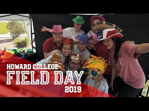 Howard College Field Day 2019