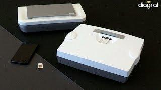Programmer et installer un transmetteur téléphonique Diagral DIAG54AAX - Alarmes sans fil