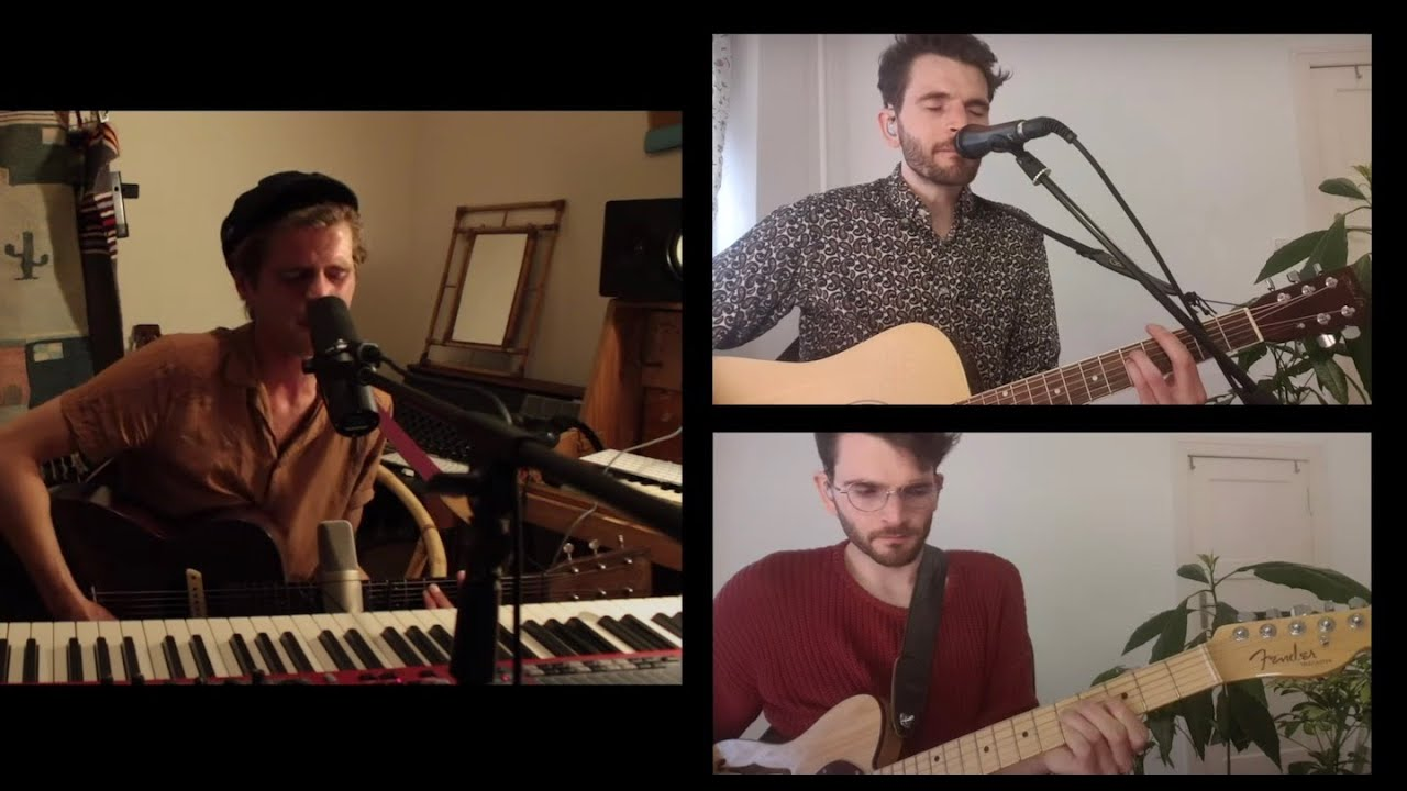 Hudson Taylor // Erica Cody - The Ruby Sessions at Home (Episode 14)