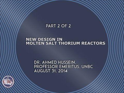 The Dual Fluid Reactor - A New Design in Molten Salt Reactor