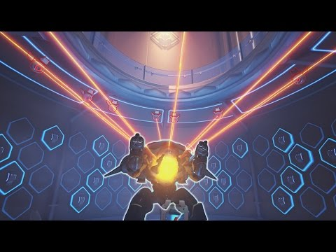[Overwatch] The Oasis Laser Pit