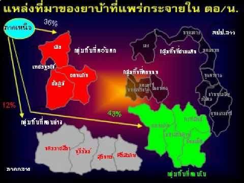 สถานการณ์ยาเสพติดประเทศไทย.flv