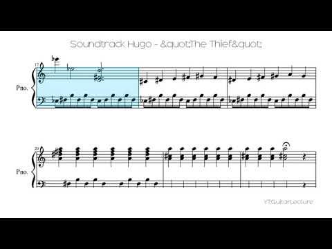 """Soundtrack Hugo - """"The Thief"""""""