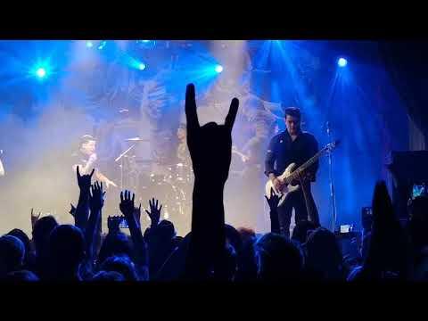 Escape The Fate - We won't back down (Live Helsinki, Finland 5.2.19)