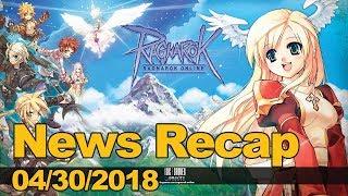 MMOs.com Weekly News Recap #145 April 30, 2018
