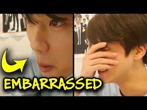 BTS Embarrassing Moments 😅