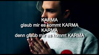 MIKE SINGER - KARMA (Lyrics) HD