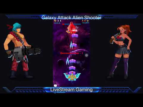 #7May2021 LIVE Friendly Battle | ALIEN SHOOTER | best space ARCADE Shoot'up GAME Galaxy Attack |