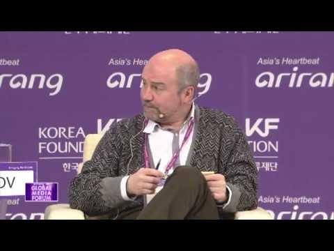 Arirang-KF Global Media Forum: CEO Roundtable