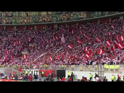 Unreal Atmosphere At Peru vs New Zealand Game