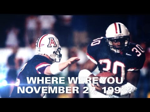Arizona Football - Where were you November 27, 1998?