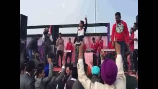 Kulwinder Billa Live || Sangrur Kabbadi Cup || 2015