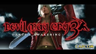 DEVIL MAY CRY 3 All Cutscenes Movie (Game Movie) - w/ All Boss Fights - Endng