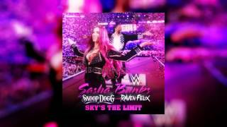 "2016: Sasha Banks 7th Theme Song - ""Sky's the Limit"" Featuring Snoop Dogg and Raven Felix"