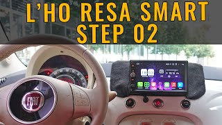 RENDERE SMART la vecchia auto con RADIO ANDROID. Step 02