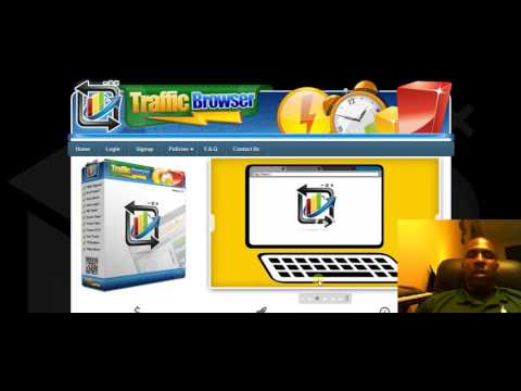 Generating Website Traffic With Traffic Browser