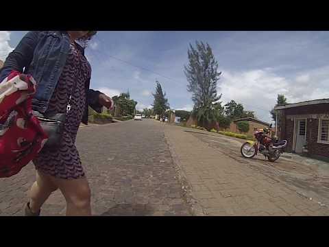 Sunday Errands in Kigali