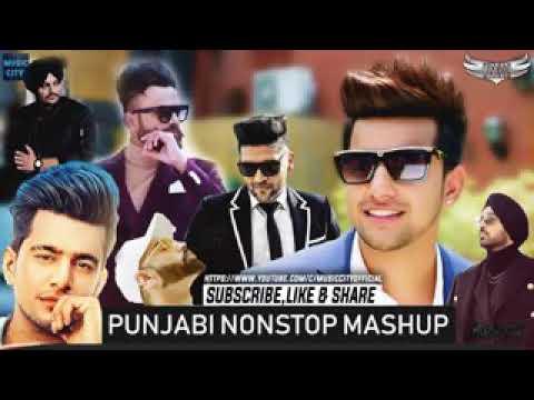 Jass Manak , Parmeesh Varma, Guru Randhava , Sidhu Moose Wala And Other Punjabi Singers Song Mashup