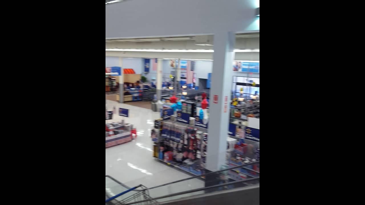 Giant Walmart Albany New York 2 Floors Youtube