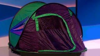 Noel Fielding In A Tent - The Last Leg