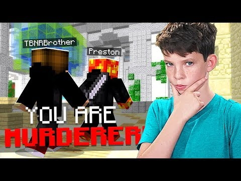 FUNNY MINECRAFT LITTLE BROTHER PLAYS SIMON SAYS in MM! thumbnail