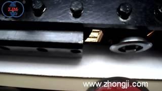 zhongji sp-7 sandwich panel machine
