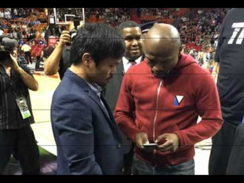 Mayweather Vs. Pacquiao: WCO Live Stream Wellcome HBo-Showtime Full Game