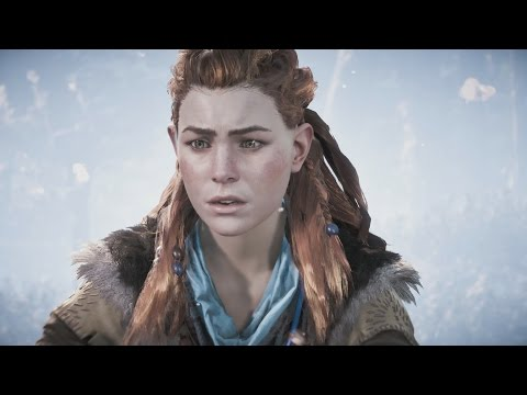 Horizon Zero Dawn Ending & Final Boss Fight