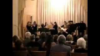 Stabat Mater, G.B. Pergolesi - UWC Adriatic ensemble, Mº Stefano Sacher