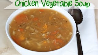 Chicken Vegetable Soup Recipe in Urdu Video