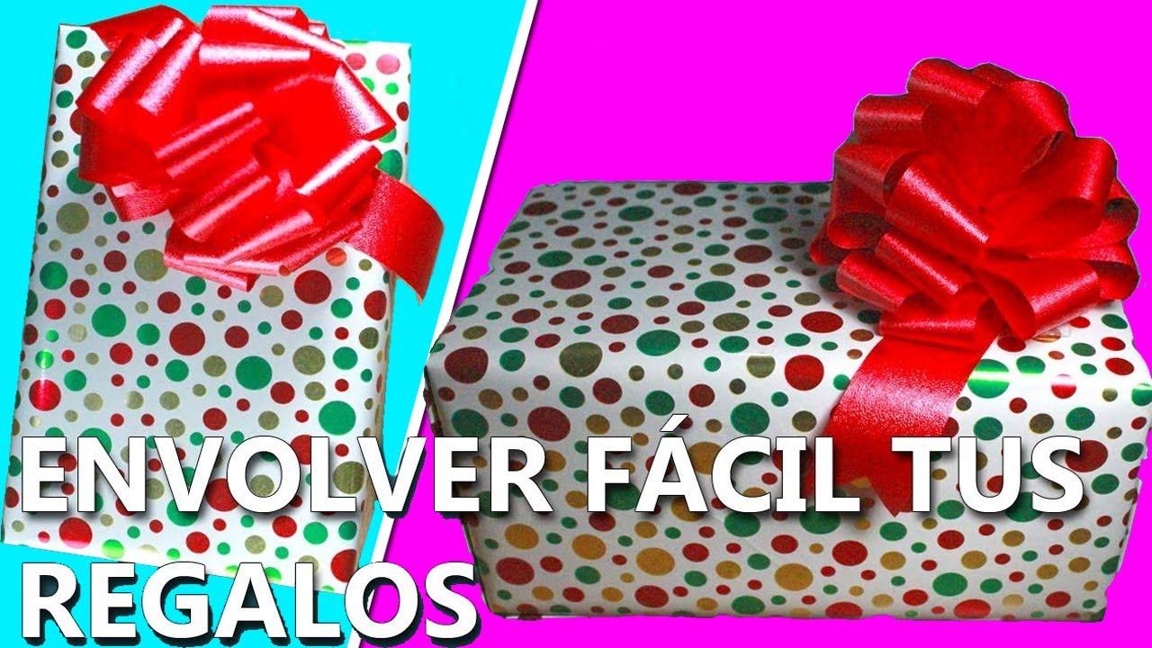 Envolver regalos de forma original c mo envolver tus - Envolver regalos original ...