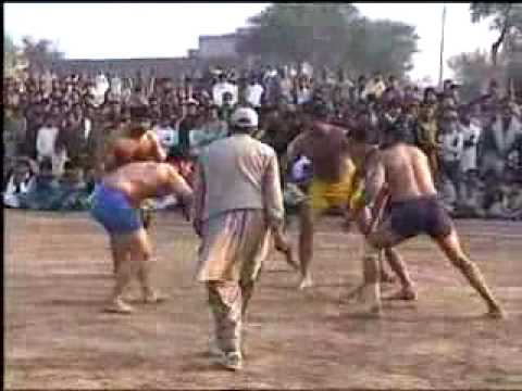Kabbadi 2010 in M.B.Din by Sahab Part 02